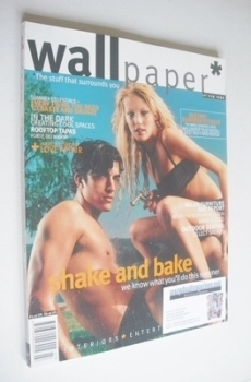 Wallpaper magazine (Issue 20 - July/August 1999)