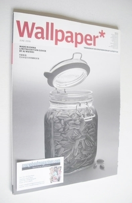 <!--2009-06-->Wallpaper magazine (Issue 123 - June 2009, Limited Edition)