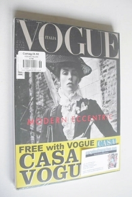 <!--2013-10-->Vogue Italia magazine - October 2013 - Edie Campbell cover