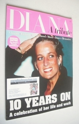 Princess Diana magazine - A Tribute 10 Years On (2007)