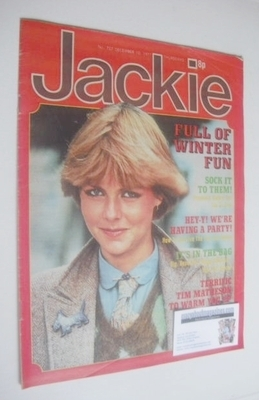 <!--1977-12-10-->Jackie magazine - 10 December 1977 (Issue 727)