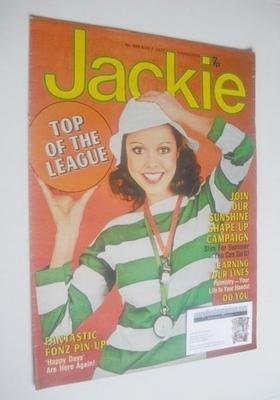 <!--1977-05-07-->Jackie magazine - 7 May 1977 (Issue 696)