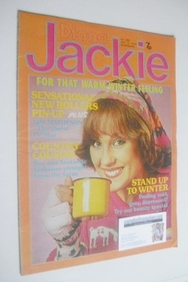 <!--1977-01-15-->Diana Jackie magazine - 15 January 1977 (Issue 680)