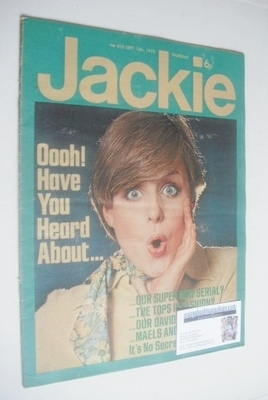 <!--1975-09-13-->Jackie magazine - 13 September 1975 (Issue 610)