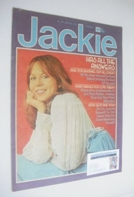 <!--1975-06-28-->Jackie magazine - 28 June 1975 (Issue 599)