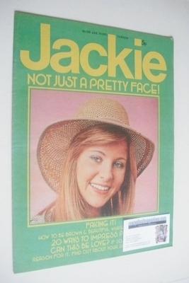 <!--1975-06-07-->Jackie magazine - 7 June 1975 (Issue 596)