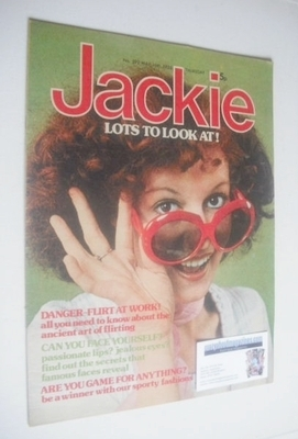 <!--1975-05-10-->Jackie magazine - 10 May 1975 (Issue 592)