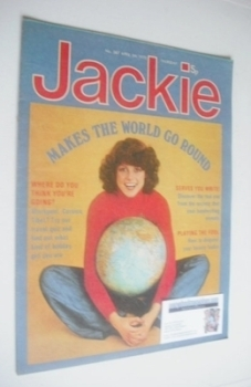 Jackie magazine - 5 April 1975 (Issue 587)