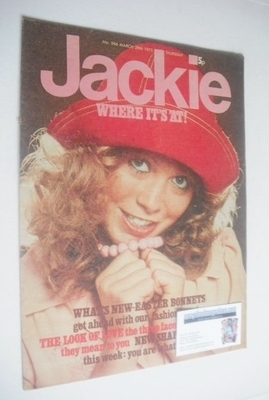 <!--1975-03-29-->Jackie magazine - 29 March 1975 (Issue 586)