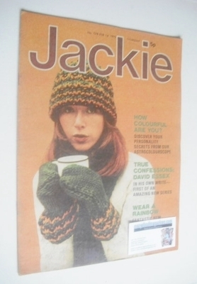 <!--1975-02-01-->Jackie magazine - 1 February 1975 (Issue 578)