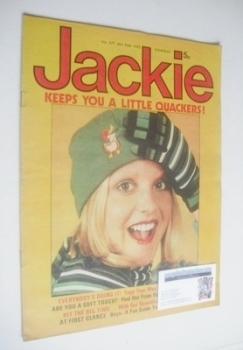 Jackie magazine - 25 January 1975 (Issue 577)