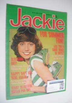 <!--1977-06-11-->Jackie magazine - 11 June 1977 (Issue 701)
