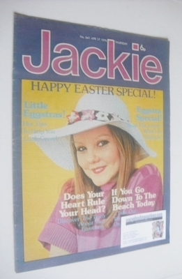 <!--1976-04-17-->Jackie magazine - 17 April 1976 (Issue 641)