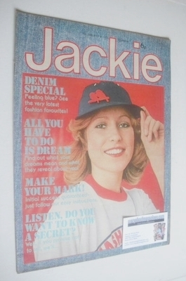 <!--1976-05-08-->Jackie magazine - 8 May 1976 (Issue 644)