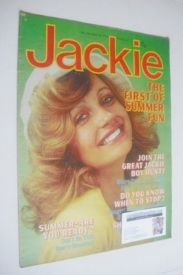 <!--1976-05-22-->Jackie magazine - 22 May 1976 (Issue 646)