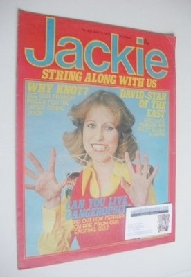 <!--1976-07-10-->Jackie magazine - 10 July 1976 (Issue 653)