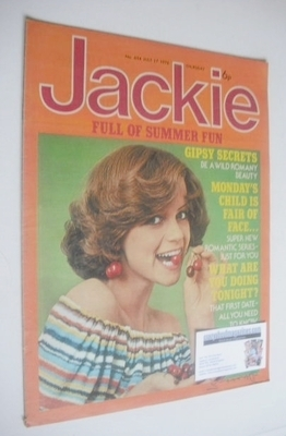 <!--1976-07-17-->Jackie magazine - 17 July 1976 (Issue 654)