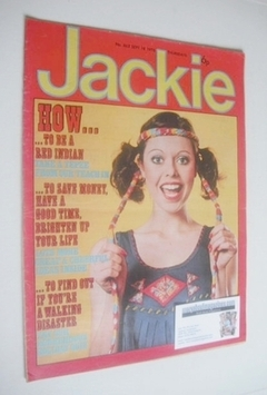 <!--1976-09-18-->Jackie magazine - 18 September 1976 (Issue 663)