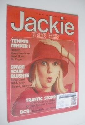 <!--1976-10-09-->Jackie magazine - 9 October 1976 (Issue 666)