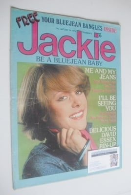 <!--1976-10-16-->Jackie magazine - 16 October 1976 (Issue 667)