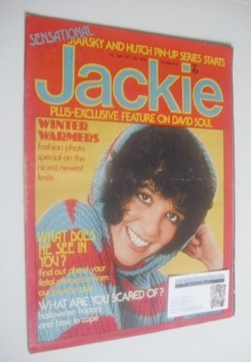 <!--1976-10-30-->Jackie magazine - 30 October 1976 (Issue 669)