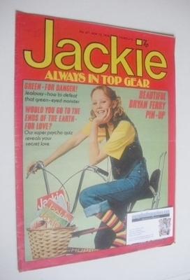 <!--1976-11-13-->Jackie magazine - 13 November 1976 (Issue 671)