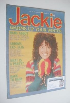 <!--1976-11-20-->Jackie magazine - 20 November 1976 (Issue 672)
