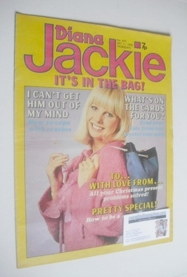 <!--1976-12-11-->Diana Jackie magazine - 11 December 1976 (Issue 675)