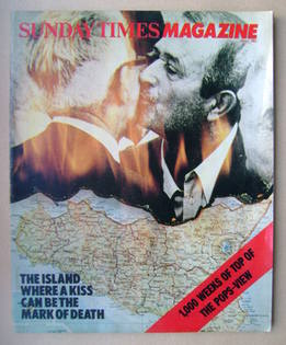 <!--1983-05-01-->The Sunday Times magazine - 1 May 1983