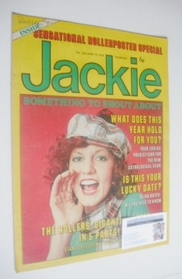 <!--1976-03-13-->Jackie magazine - 13 March 1976 (Issue 636)