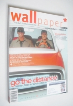 <!--1999-11-->Wallpaper magazine (Issue 23 - November 1999 - Wanderlust: Mach 2)