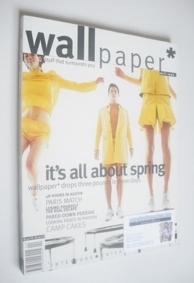 <!--1999-04-->Wallpaper magazine (Issue 18 - April 1999)