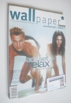 Wallpaper magazine (Issue 19 - May/June 1999 - Wanderlust: Mach 1)
