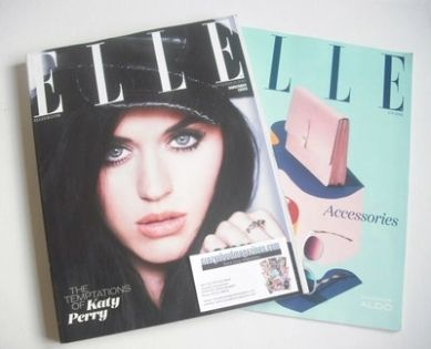 <!--2013-09-->British Elle magazine - September 2013 - Katy Perry cover (Su