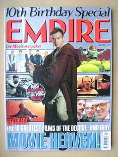 <!--1999-06-->Empire magazine - 10th Birthday Special (June 1999 - Issue 12
