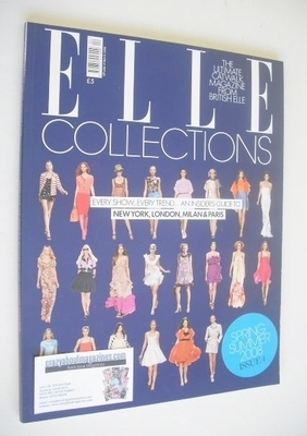<!--2008-04-->British Elle Collections magazine (Spring/Summer 2008)