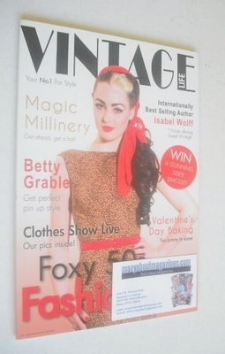 <!--2012-01-->Vintage Life magazine (January/February 2012 - Issue 15)