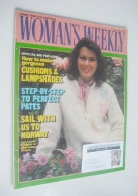 <!--1982-05-29-->Woman's Weekly magazine (29 May 1982 - British Edition)