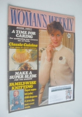 <!--1982-05-08-->Woman's Weekly magazine (8 May 1982 - British Edition)