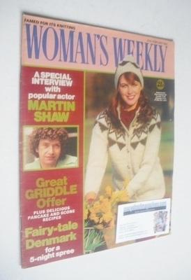 <!--1982-02-20-->Woman's Weekly magazine (20 February 1982 - British Editio