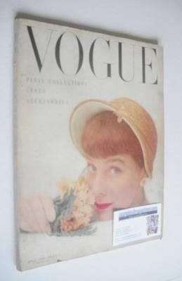 <!--1950-04-->British Vogue magazine - April 1950 (Vintage Issue)