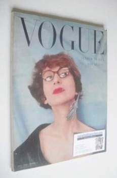 <!--1950-05-->British Vogue magazine - May 1950 (Vintage Issue)