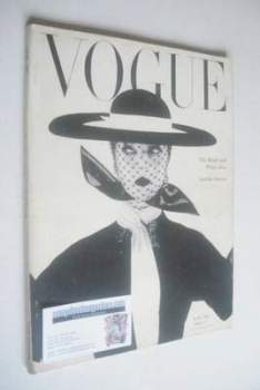 British Vogue magazine - June 1950 (Vintage Issue)
