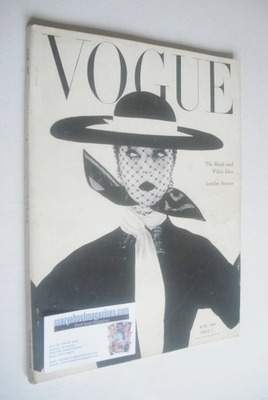 <!--1950-06-->British Vogue magazine - June 1950 (Vintage Issue)