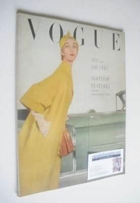 <!--1950-07-->British Vogue magazine - July 1950 (Vintage Issue)