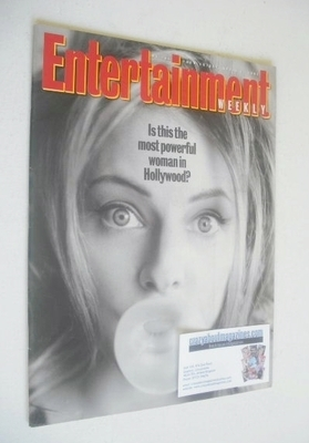 <!--1993-04-02-->Entertainment Weekly magazine - Jodie Foster cover (2 Apri