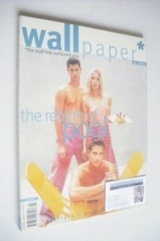 Wallpaper magazine (Issue 3 - March/April 1997)