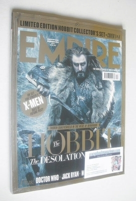 <!--2013-12-->Empire magazine - Thorin Oakenshield cover (December 2013 - I