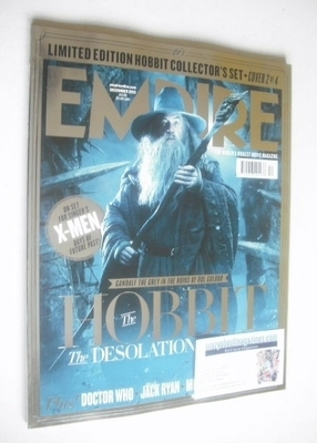 <!--2013-12-->Empire magazine - Gandalf cover (December 2013 - Issue 294)