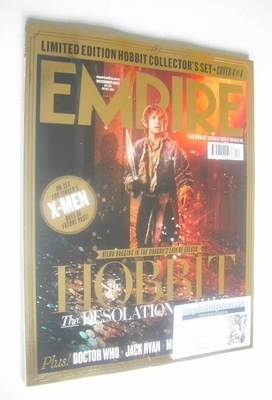 <!--2013-12-->Empire magazine - Bilbo Baggins cover (December 2013 - Issue